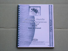 JENSALES PARTS MANUAL FOR MASSEY FERGUSON MF 35