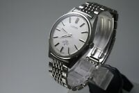 Vintage 1973 JAPAN SEIKO LORD MATIC 5601-9000 23Jewels Automatic.