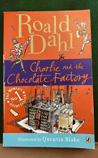 Charlie and the Chocolate Factory by Roald Dahl Children's Paperback Book