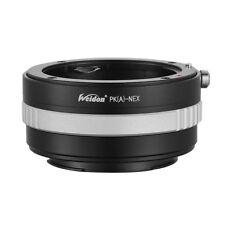 WEIDON DA-NEX adapter for Pentax Auto lens to Sony E body A7 A7II A7RII A9 A6300