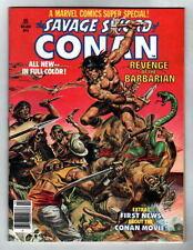Marvel Comics Super Special Magazine #2 SAVAGE SWORD Of CONAN 1977 Full Color