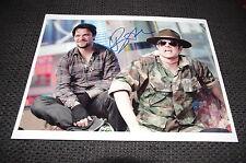 """BAM MARGERA """"JACKASS"""" signed Autogramm auf 20x28 cm Bild InPerson LOOK"""