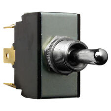 Cole Hersee Mom On/Off/Mom On DPDT 6 Blade Toggle Switch 55065-03B 3 Position