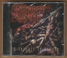 "SLAYER TRIBUTE cd ""Gateway To Hell"" 1999 Dwell NEW Monstrosity+SOMNUS+Diabolic++"