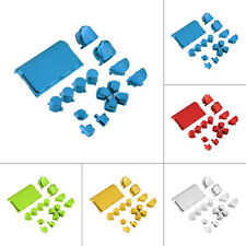 Replacement Mod Kit Set Full Buttons Custom Sony PS4 Playstation Controller