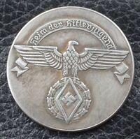 WW2 GERMAN COMMEMORATIVE COIN HJ