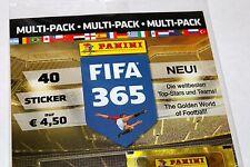 PANINI FIFA 365 stagione * 2016 * Multi-Pack 8 sacchetti 40 stickers, German edition!