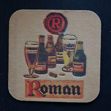 Roman sous-bock bierviltje bierdeckel coaster 2
