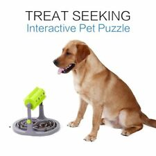 Dog Puzzle Toy IQ Traning Interactive Seeking Food Slow Feeder Safety Game