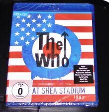 THE WHO LIVE AT SHEA STADIUM 1982  BLU RAY SCHNELLER VERSAND NEU & OVP