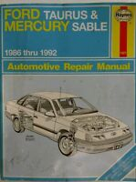 2000 Ford Taurus Mercury Sable Wiring Diagrams Manual Good Or Better Ebay