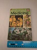 Ladybird Achievements Book The Story of Medicine by Edmund Hunter