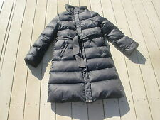 UGG AUSTRALIA GORGEOUS LONG DOWN PUFFER COAT  M RARE !!!
