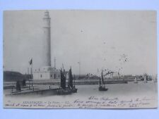 CPA 59 - ANCIENNE CARTE POSTALE DUNKERQUE - LE PHARE - LL - 1903