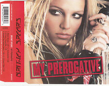 MAXI CD 5T BRITNEY SPEARS MY PREROGATIVE DE 2004