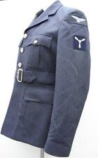 "MOD SURPLUS Royal Air Force No1 Dress Uniform RAF parade tunic Jacket SAC 41"" L"