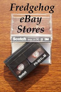 SCOTCH P5-90 High Grade Video8 / 8mm / Hi8 VIDEO CAMCORDER TAPE / CASSETTE