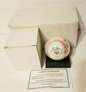 Christy Mathewson Replica Signature Baseball w/ COA Allstar Marketing NEW in Box