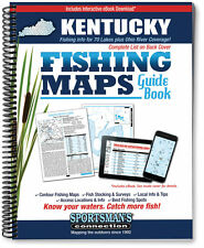 Kentucky Fishing Map Guide: 2016 Edition - Sportsman's Connection