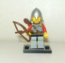 LEGO castle : Kingdom Lion Knight - minifig figurine personnage set 7946 cas448
