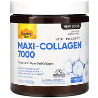 High Potency Maxi-Collagen 7000, Flavorless Powder, 7.5 oz (213 g)