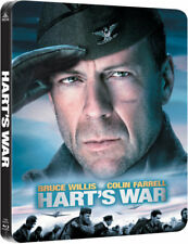 Harts War Limited Edition Steelbook Bluray UK Exclusive NEW SEALED