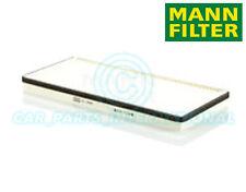Mann Hummel Interior Air Cabin Pollen Filter OE Quality Replacement CU 3858