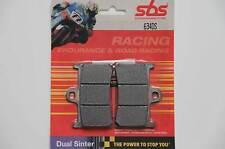 SBS 634DS Brake Pad Racing Sinter Yamaha YZF1000 R1 Front Pair Racing Brake Pad