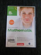 CD Rom Mathematik 8.Klasse Realschule Gymnasium Lernvitam ISBN 978-3-589-00448-5