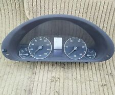 Mercedes C220 CDI W203 Instrument Cluster Speedo Guage Clock Facelift 2003-2007