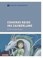 Chihiros Reise ins Zauberland - Große Kinomomente von Hay... | DVD | Zustand gut