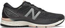 New Balance Women's 880v9 GTX Running Shoe, Black/Grey/Pink, 9 B(M) US