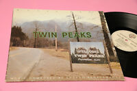 TWIN PEAKS LP ORIG SOUNDTRACK ORIG 1989 NM ! ANGELO BADALAMENTI !!!!!!!!!