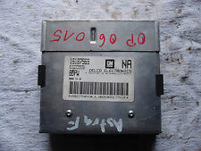 OPEL ASTRA F, KADETT, Centralina, 16187569, 16187569, delco electronics
