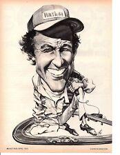 1975 RICHARD PETTY ~ ORIGINAL 6-PAGE ARTICLE