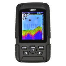 Colore Wireless Fish Finder - 180 METRI RANGE, profondità, Curve di livello, pesce, SONAR