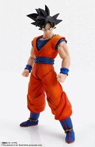 NEW! Bandai Tamashii Nations Imagination Works Dragon Ball Z Son Goku Action Fig
