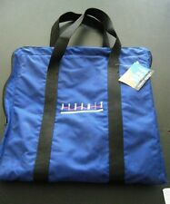 Pyramex Blue Safety Glass Sample Bag Zippered New by Flying Circle Bags 19x18