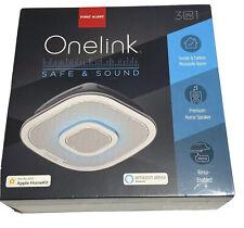 First Alert Onelink 3 in 1 Smoke Carbon Monoxide Alarm NEW