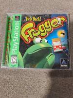 Frogger (Sony PlayStation 1, 1997)