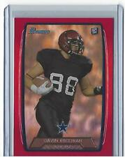 2013 Bowman Gavin Escobar Rainbow Red Foil Rookie!! #211 (Cowboys) 172/199
