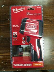 Milwaukee 2267-20H Infrared 10:1 Temp-Gun - Red