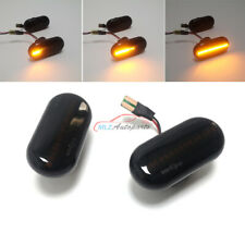 E-Mark For Benz Smart Fortwo W453 C453 A453 Opel Dynamic LED Side Marker Light