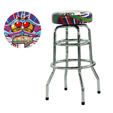 "Galaga Stool ! 30"" Height - Limited edition"