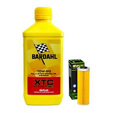 Kit tagliando Bardahl XTC 10W50 filtro olio KTM 1050 1090 1190 1290 Adventure