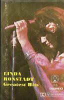 Linda Ronstadt.. Greatest Hits. TIG Import Cassette Tape