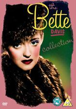 Bette Davis Collection Now Voyager Letter Dark Victory Mr Skeffington DVD UK