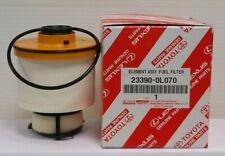 Genuine Toyota Hilux 2016+ Diesel Filter Element 23390-0L070 OEM