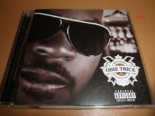 OBIE TRICE cd SECOND ROUNDs ON ME 50 cent EMINEM trey songz NATE DOGG brick lace