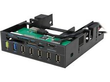 ENERMAX ECR501 6-in-1 USB 3.0 internal card reader w/ Super Charge USB Port
